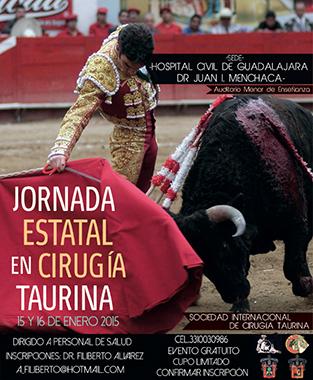 JORNADA ESTATAL EN CIRUGÍA TAURINA