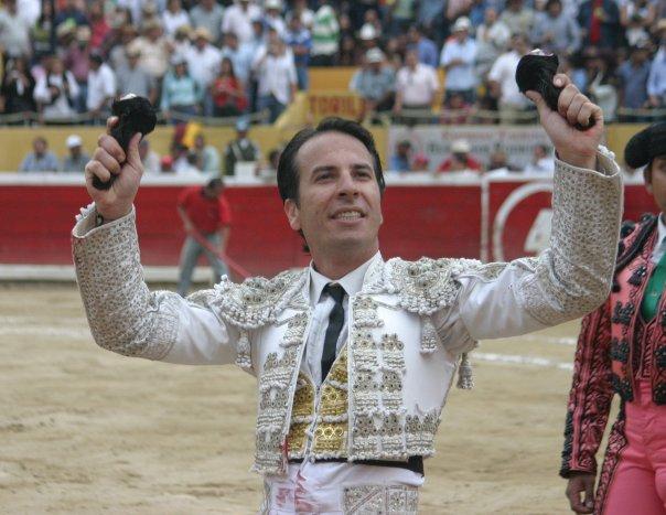 Matador Otto Rodríguez