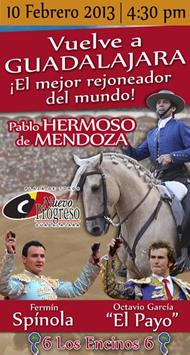 """Vuelve a Guadalajara """"Los Encinos"""""""