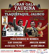 Eloy Cavazos reaparece en Tlaquepaque