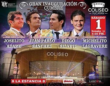 Espectáculos Taurinos de México - Coliseo Yucatán