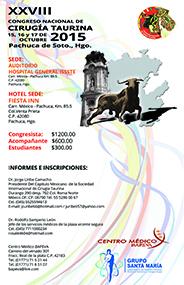 XXVIII Congreso Nacional de Cirugía Taurina