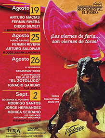 Toros desde San Luis Potosí
