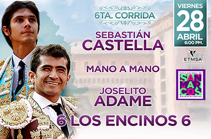 """""""Los Encinos"""" mañana en Aguascalientes"""