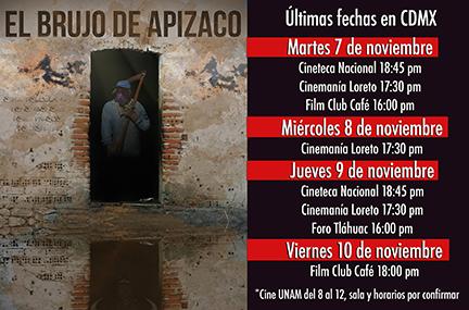 """""""El Brujo de Apizaco"""" ... La Película ..."""